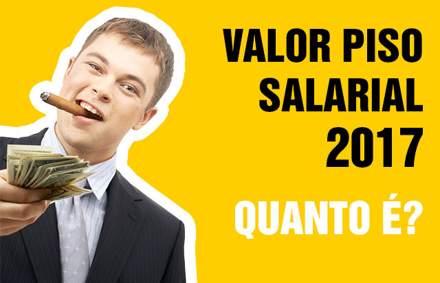 Piso Salarial 2017
