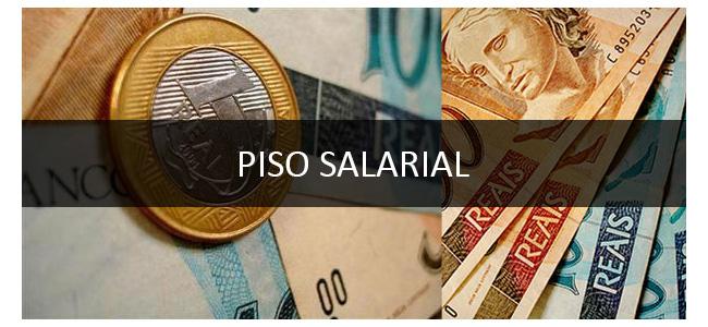 Piso Salarial 2018