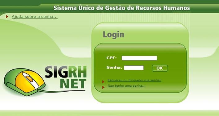 Portal do Servidor DF