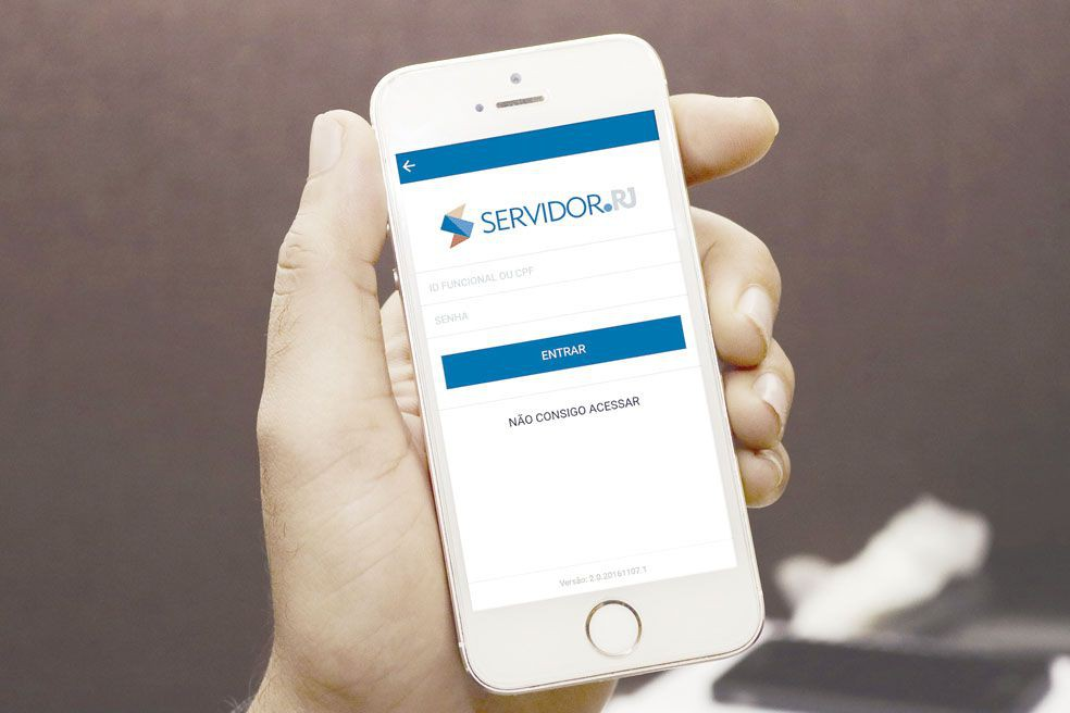 Aplicativo Portal do Servidor AL