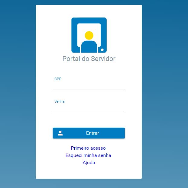 Consulta Contracheque servidor Tocantins