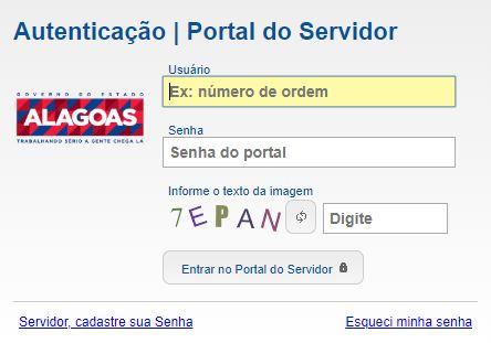 Consulta Contracheque Alagoas