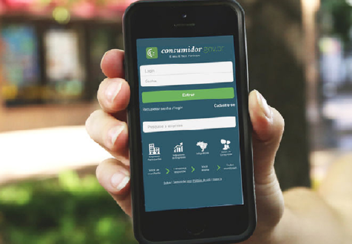 Aplicativo Consumidor GOV BR